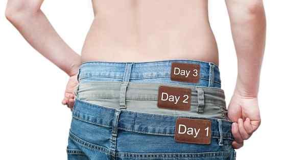 dieta radical para perder peso em 1 semana