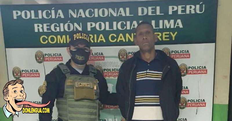 Venezolano acuchilló a su mujer y a su pequeña hija en Perú
