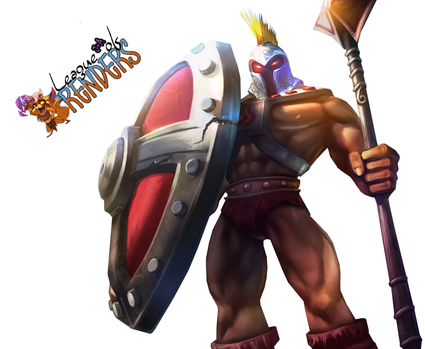RENDER SKIN Ruthless Pantheon