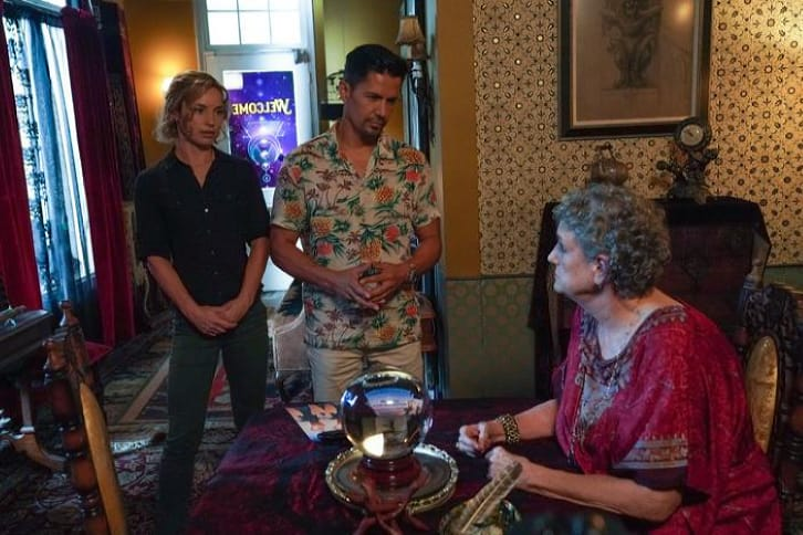 Magnum P.I - Episode 3.14 - Whispers of Death - Promo, Promotional Photos + Press Release