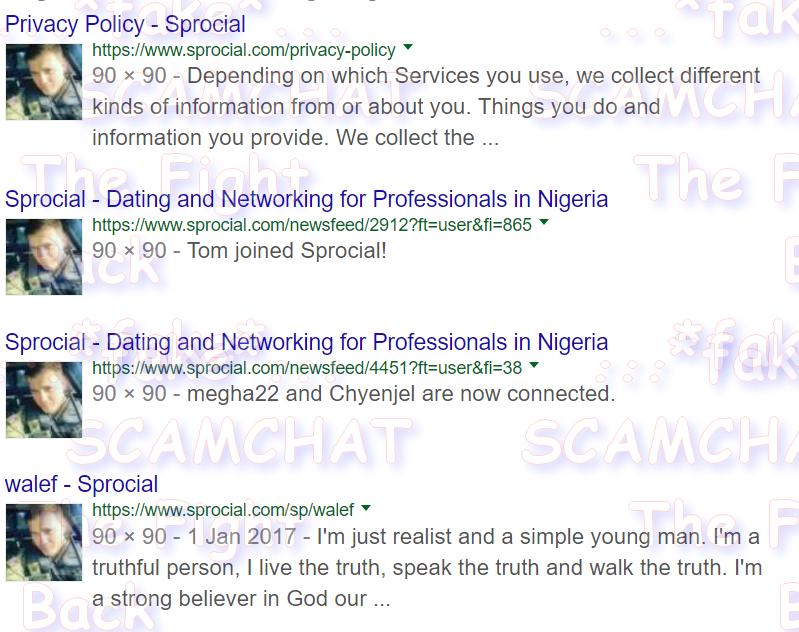 Nigeria dating site 2017