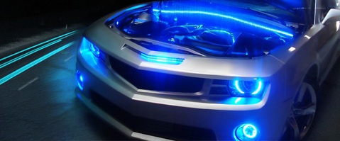 Make Your Car finished . To Be Observed With Custom Car Lighting