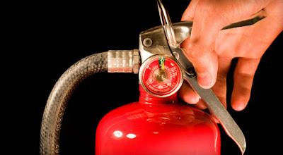 Hướng dẫn cách kiểm tra bình chữa cháy