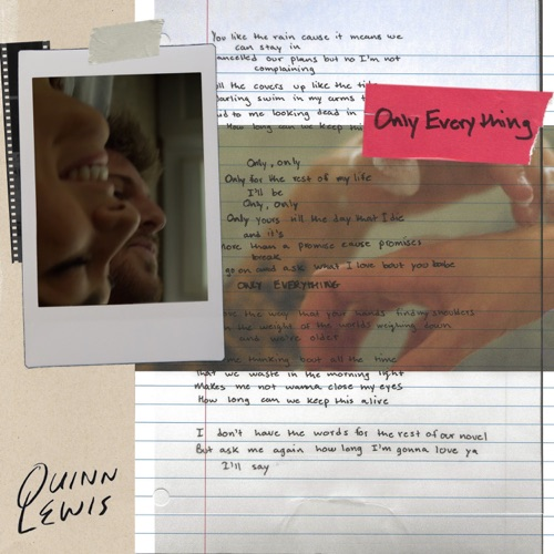 Quinn Lewis - Only Everything - Single [iTunes Plus AAC M4A]