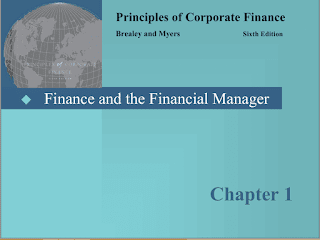 Principles of Corporate Finance : Franklin Allen and Richard A. Brealey Download Free Finance Book