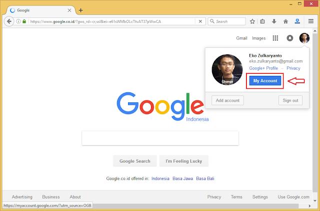 Cara Menghapus Riwayat Pencarian Google