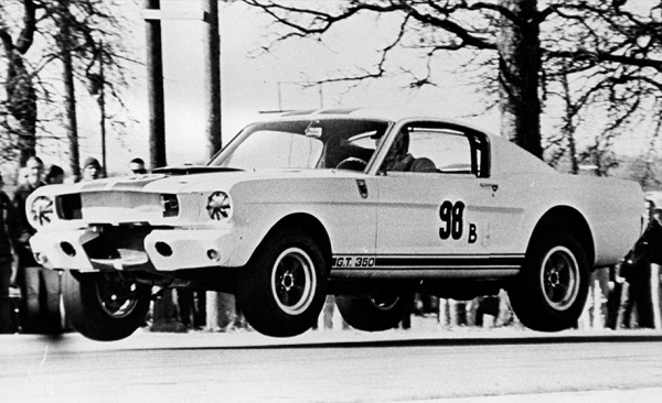 Ford Mustang Shelby GT350R de 1965