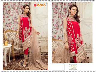 Fepic Rosemeen Fairy tales Pakistani Suits Wholesale