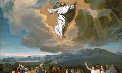 diangkatnya kenaikan nabi isa ke langit