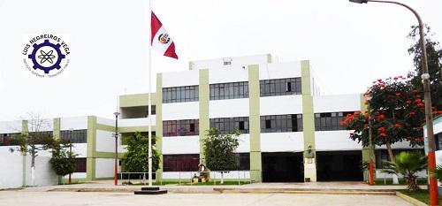 IEST LUIS NEGREIROS VEGA - San Martin de Porres