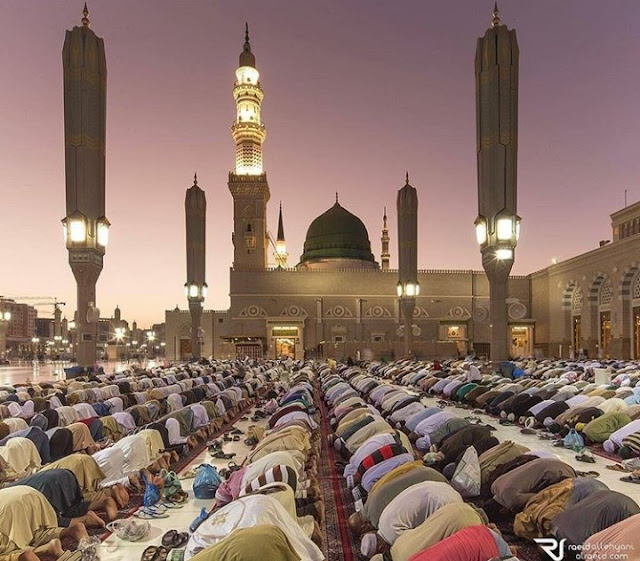 Masjid  Nabvi Pictures Free Download