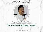 Gus Zaki Hadzik, Cucu Pendiri NU, Dipanggil Sang Khaliq