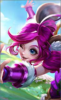 Nana Feline Wizard Heroes Support Mage of Skins V3