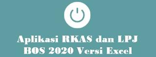 Aplikasi RKAS dan LPJ BOS 2020