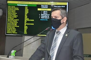 Rubens Nascimento é nomeado para o Conselho Municipal de Educação