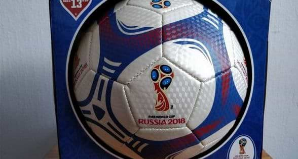 Russia 2018 World Cup, FIFA Official Licensed Size 5 Ball