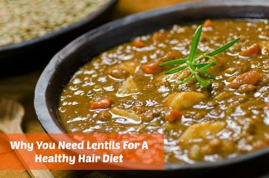 Why You Need Lentils For A Healthy Hair Diet