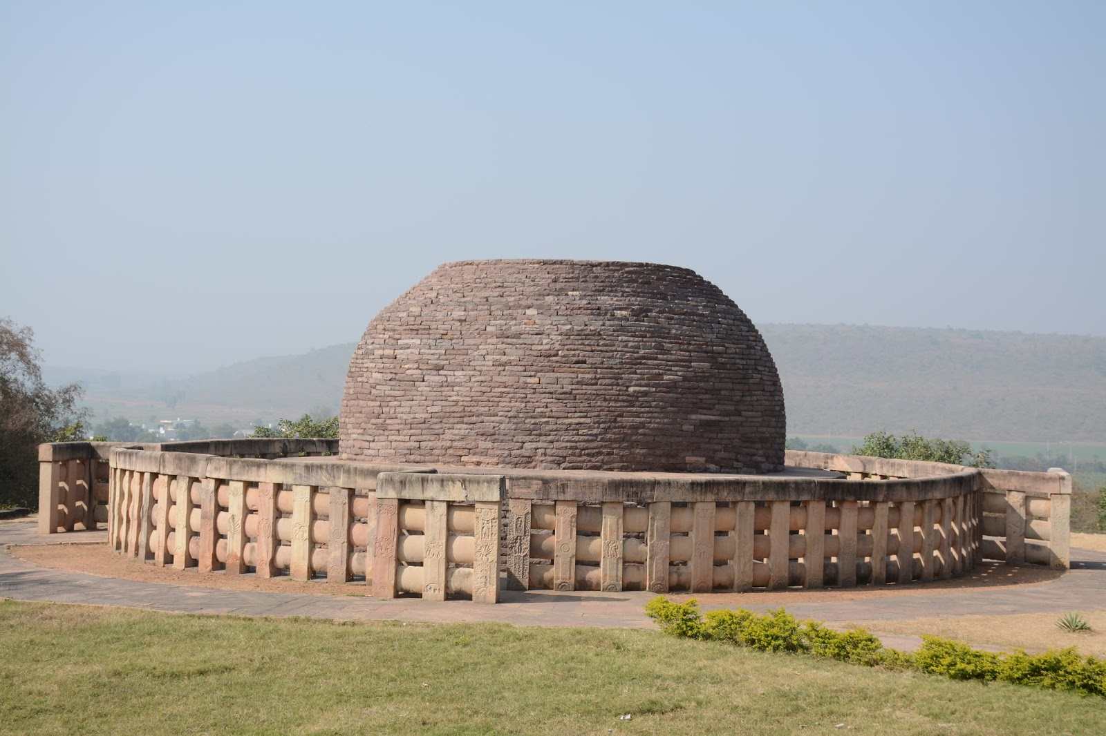 Our Travel Tales: Bhopal Trip: 8. Great Stupa at Sanchi
