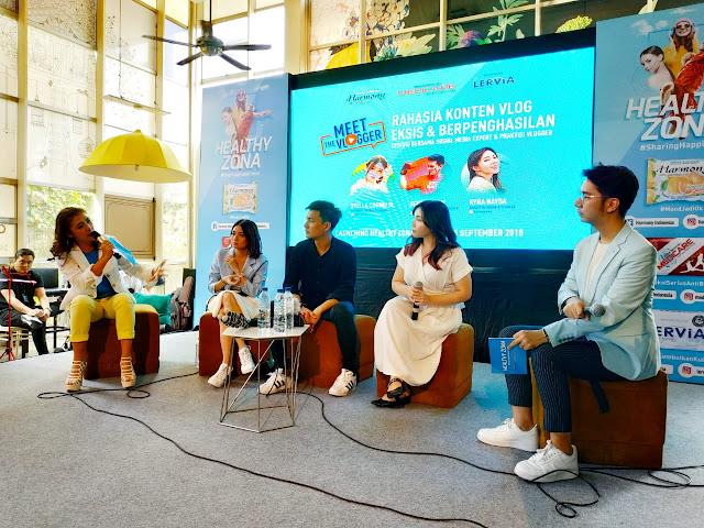 vlogger terkenal di indonesia