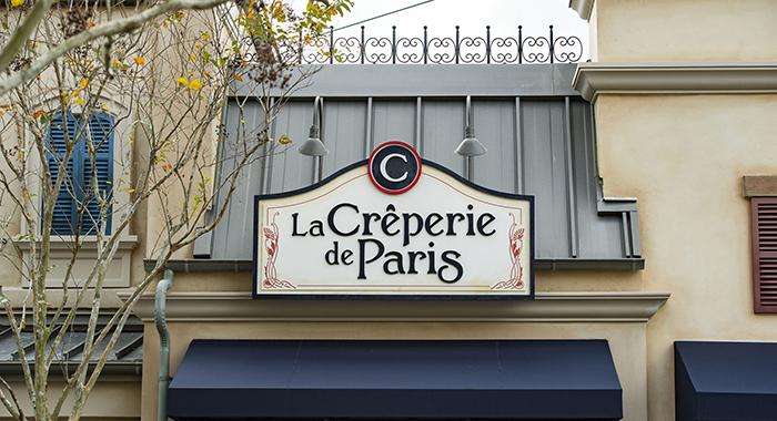 La Crêperie de Paris