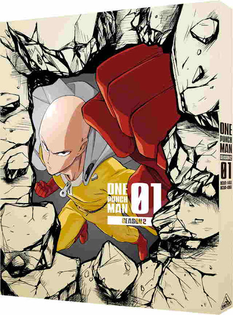 One Punch Man OVA Episode 1st 80 Detik Preview