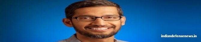 Google To Contribute ₹135 Crore For Covid-19 Fight In India: Sundar Pichai