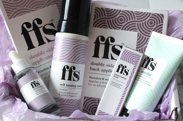 ffs beauty tanning classic glow set