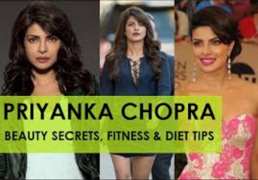 Priyanka Chopra's Beauty Secrets And 3 Amazing DIY Recipes For Healthy/Flawless Skin