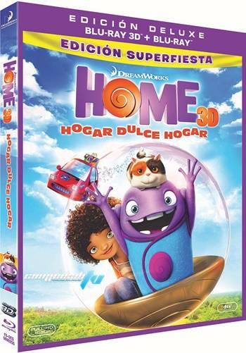 Home: Hogar, dulce hogar (2015) HD 1080p Latino