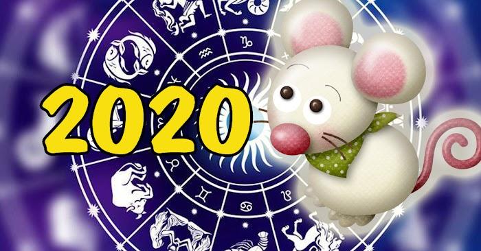 Каким знакам зодиака Белая Крыса 2020 принесет удачу, любовь и благополучие