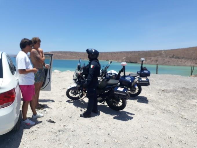 Beaches of Todos Santos and La Paz remain closed