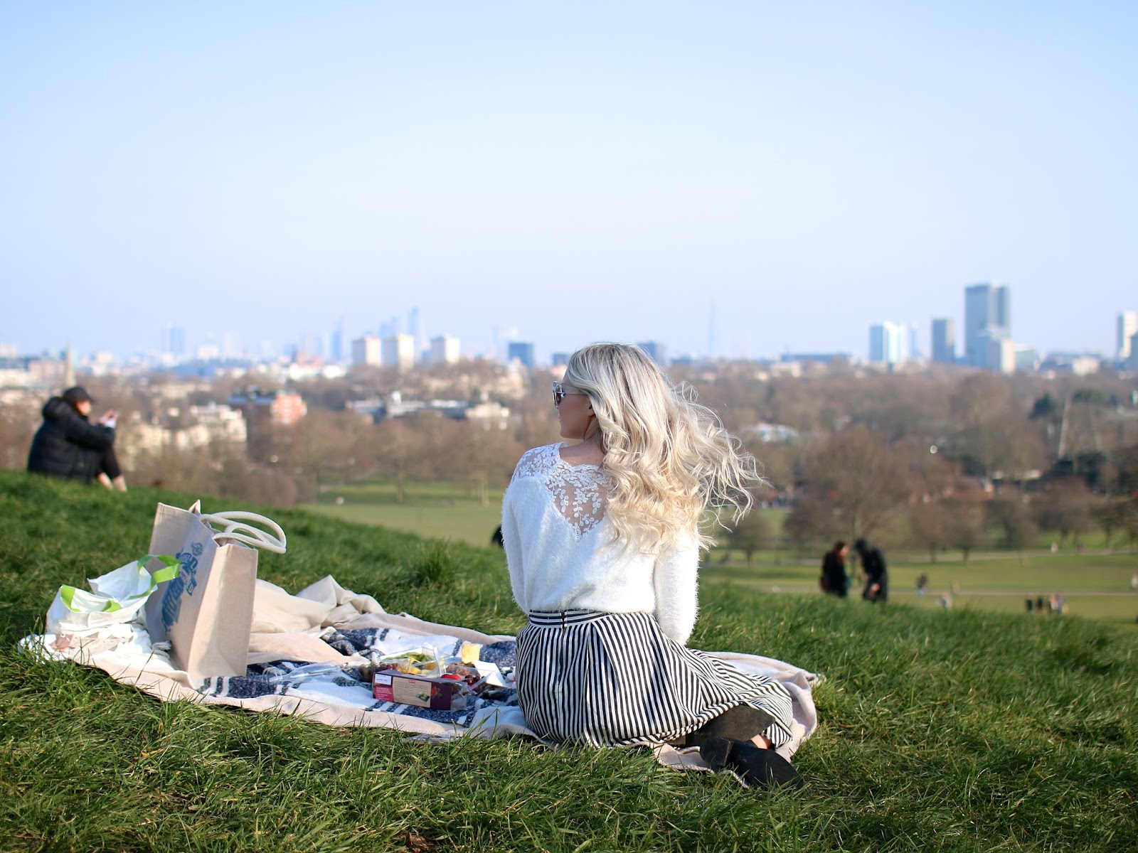 where to picnic in london