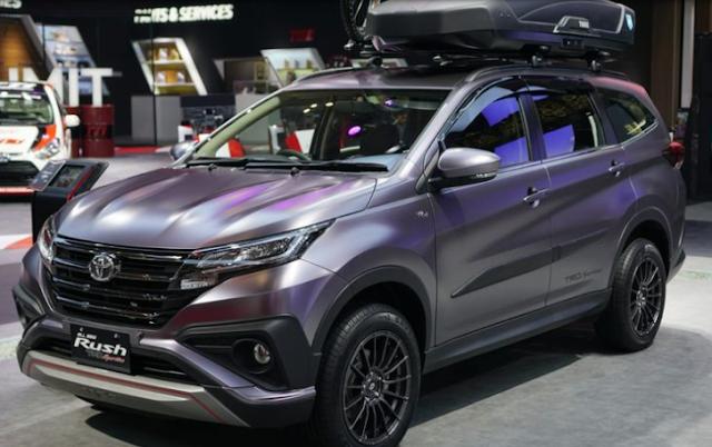 Harga Toyota Rush Baru, Bekas dan Leasing Yang Perlu Anda Ketahui