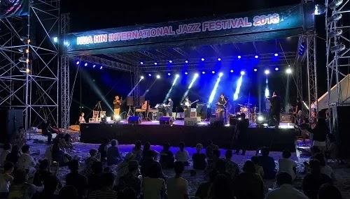 The festivals should not miss of Hua Hin