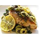 Dukan Chicken with Lemon and Capers