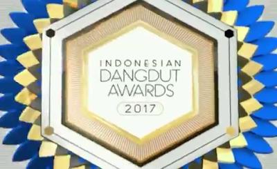 Nominasi dan Pemenang (IDA) Indonesian Dangdut Awards 2017