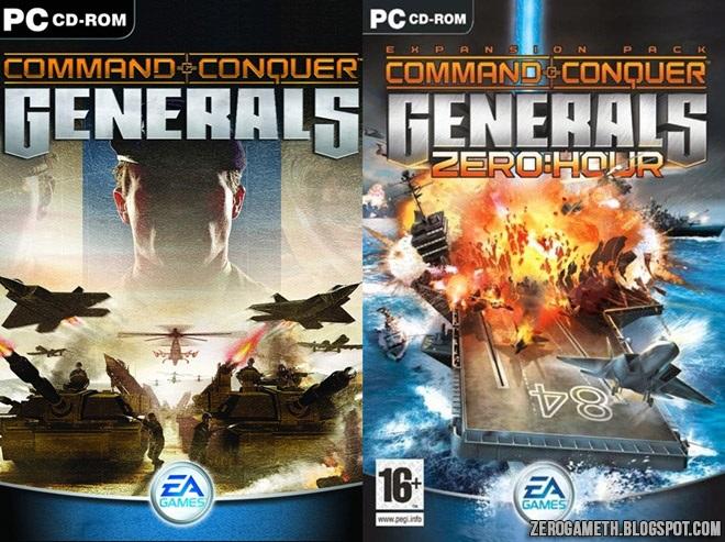 โหลดเกมส์ Command & Conquer: Generals - Zero Hour