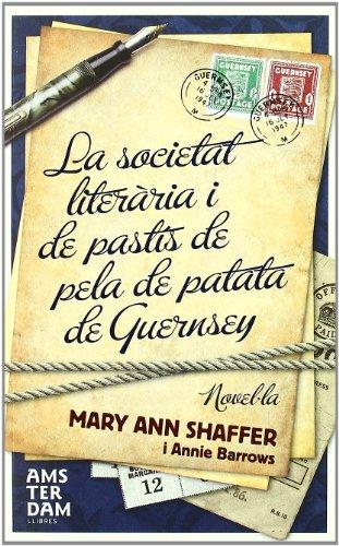 La societat literària i de pastís de pela de patata de Guernsey
