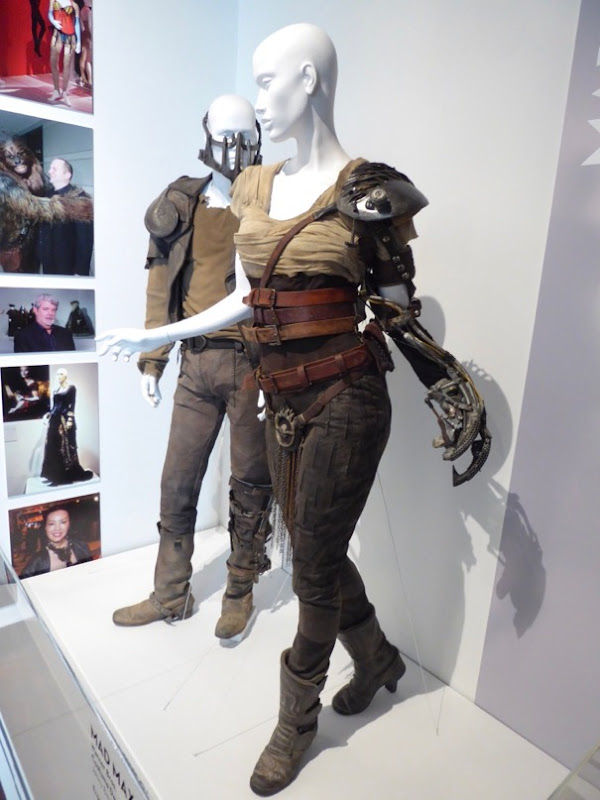 Mad Max Imperator Furiosa costume