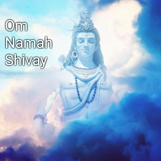 Photo of Lord Shiva and Om Namah Shivay