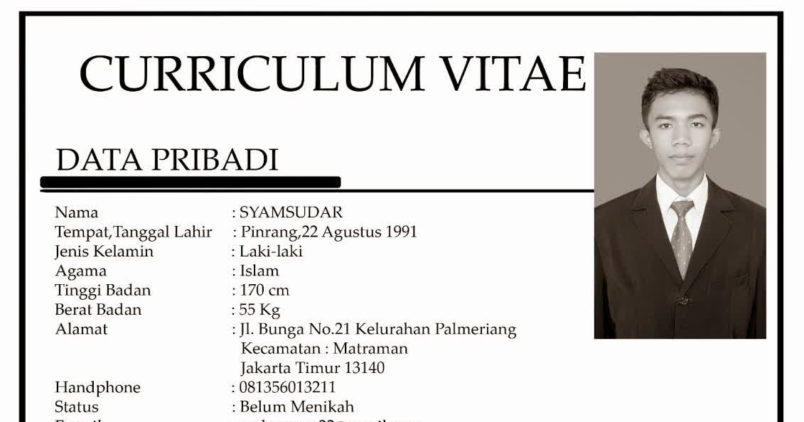 Resume Bahasa Indonesia