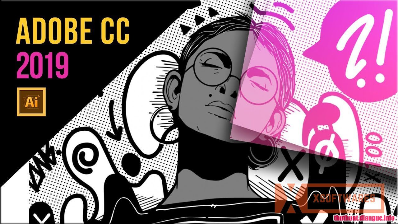 Download Adobe Illustrator CC 2019 v23.0.5.619 Full Crack