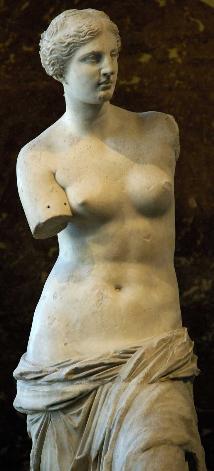 The Arts And Beauty Of The Renaissance The Venus De Milo And Statue Of David