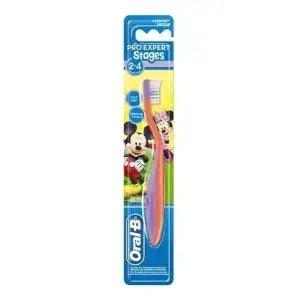 sikat gigi oral-b stages 2 untuk anak 2-4 tahun