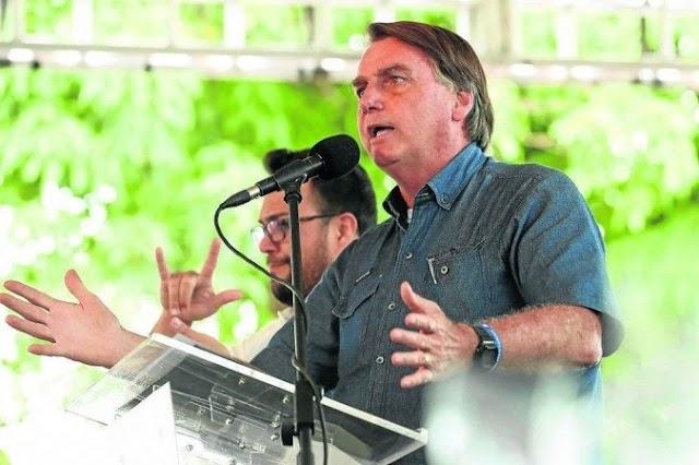 Após Lula liderar pesquisa, Bolsonaro se preocupa e centra fogo em petista