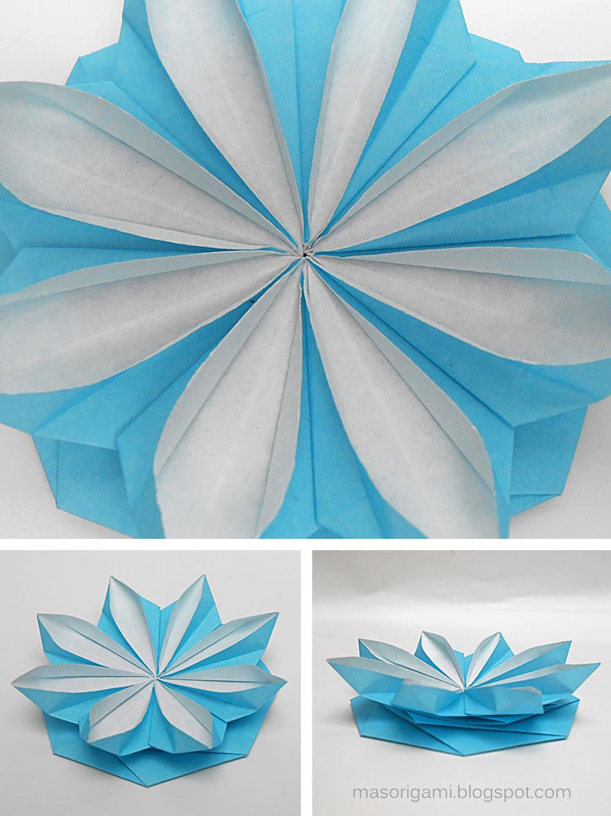 Mas origami semana de mayo en origami escarapelas y for Papel de pared argentina