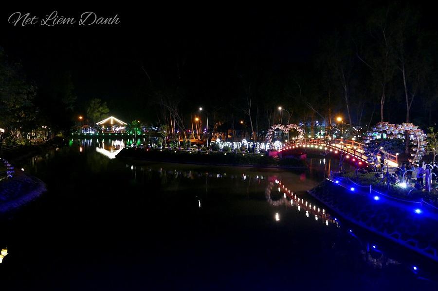 Công viên Sa Đéc đảo Phụng Hoàng 1