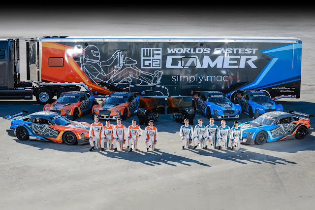 Torque Esports' World's Fastest Gamer documentary series to premiere on ESPN networks