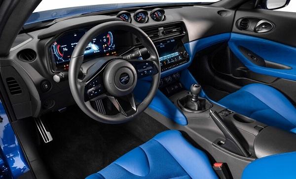 Interior Nissan Z 2023
