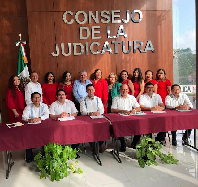 Cumple Poder Judicial 11 años de ofrecer servicios de mediación de conflictos